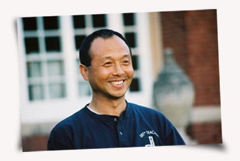 Yang Yang at 2007 EBT teacher certification
