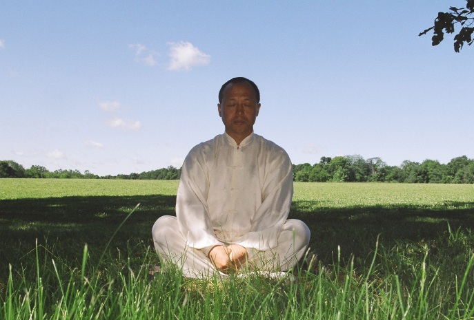 Image of Dr. Yang sitting